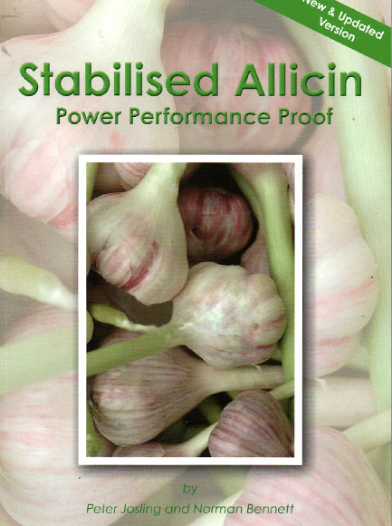 Allicin, Power, Performance, Proof