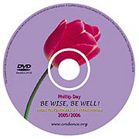 Testimonies DVD (Be Wise Be Well)