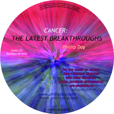 Cancer the Latest Breakthroughs CD